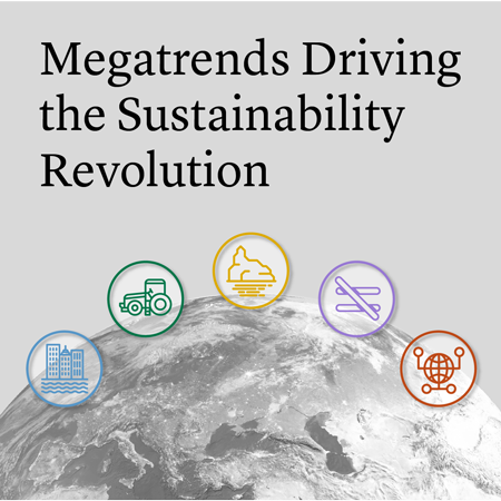 Five megatrends and the future of investment