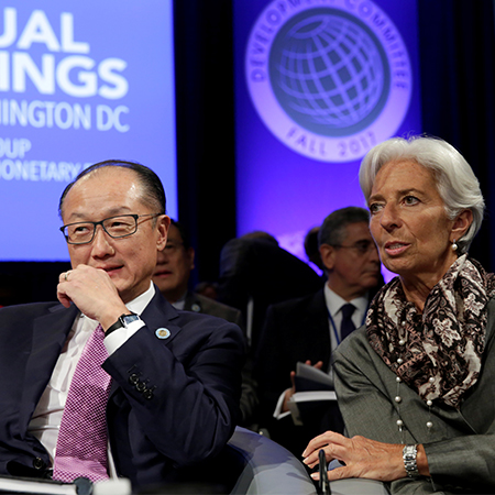 Takeaways from the IMF and World Bank annual meetings