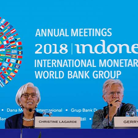 IMF-WB annual meetings: key takeaways.