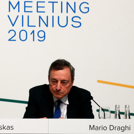ECB president Draghi opens the door for more easing – We Expect Another Dose of QE