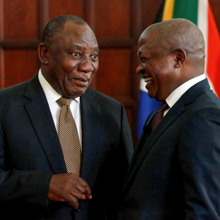 South Africa: New leadership brings hope of reform