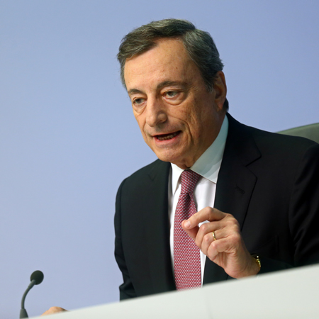 Draghi's farewell bazooka: ECB QE here to stay