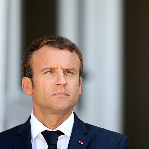 "Macron buys time for the ""globalists"""